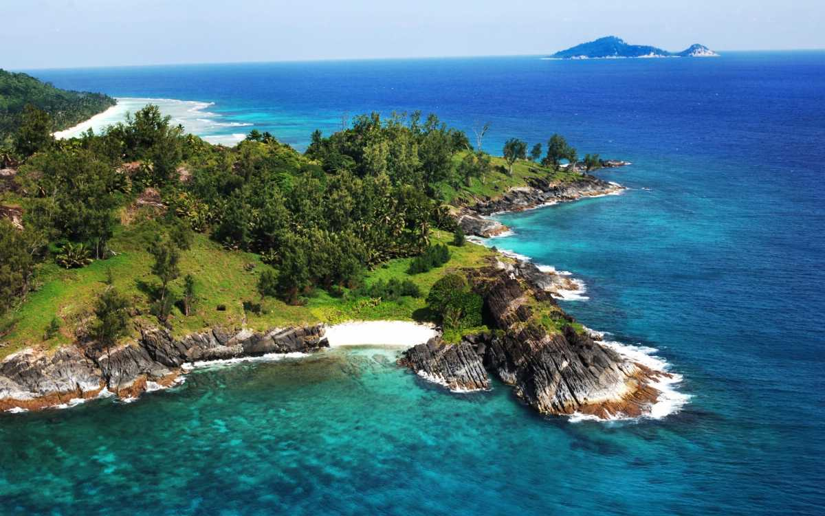 Silhouette Marine National Park, National Parks in Seychelles
