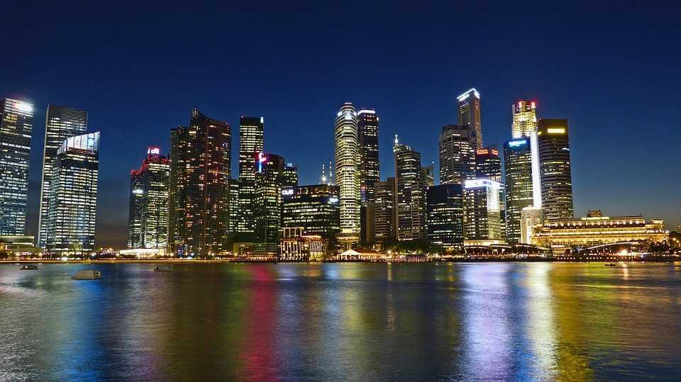 Singapore River, A romantic place to  Singapore