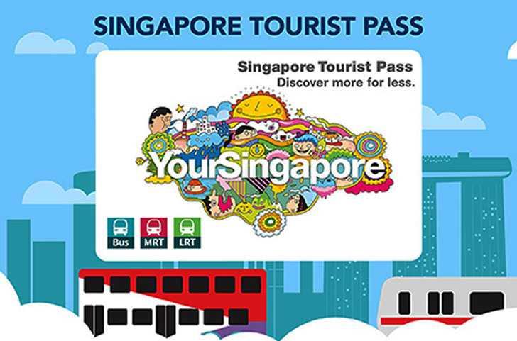 Singapore Tourist Pass for getting around