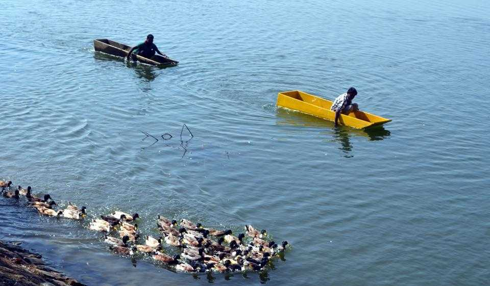 Sirpur Lake, picnic spots near indore