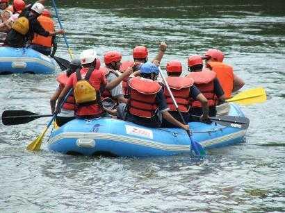 Sharavati, Honnermardu, Rafting Near Bangalore