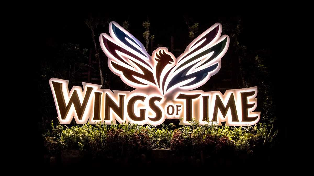 Wings of Time, Singpore with kids