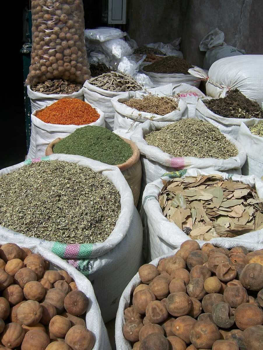 Spices in Malaysia
