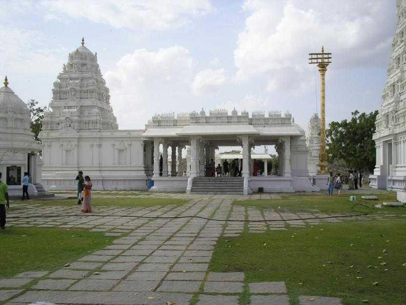 Sanghi Temple, Temples in Telangana