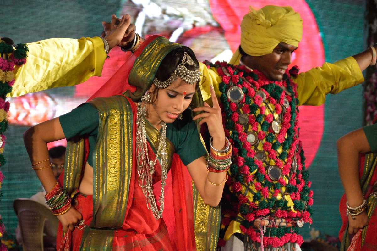 Punjabi Dance in Chitrakoot