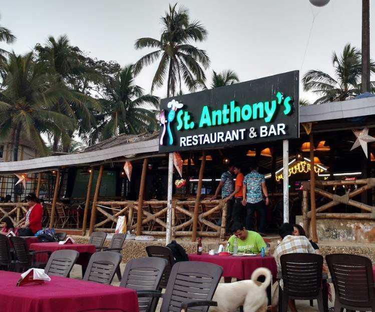 St Anthony's, Shacks in Goa