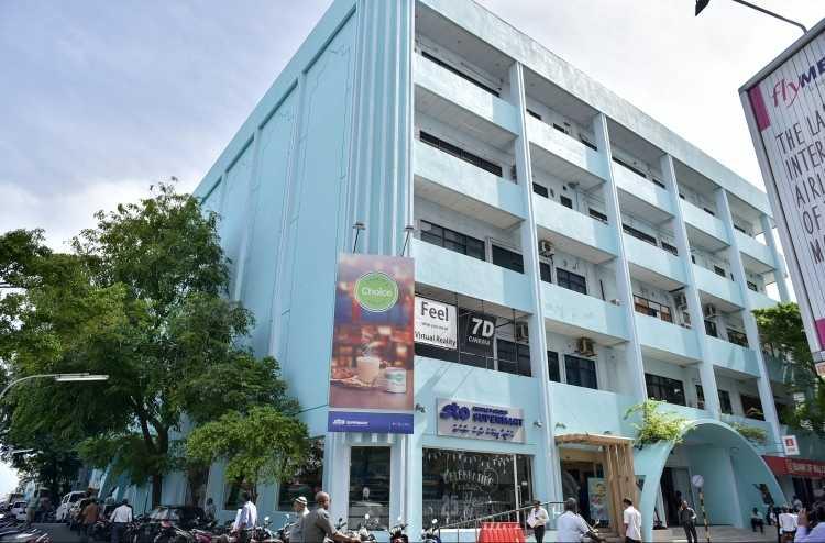 STO Trade Centre in Maldives