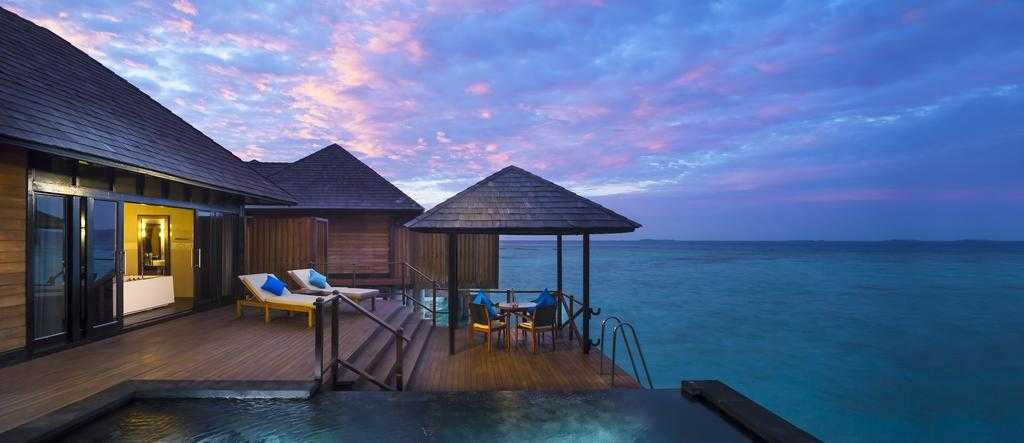 Sun Siyam Iru Fushi Luxury in Maldives