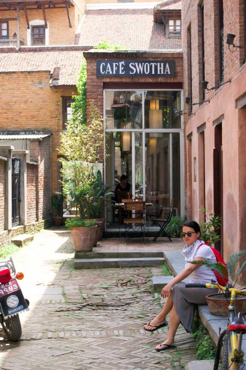 Cafe Swotha, Top 15 Cafes in Kathmandu