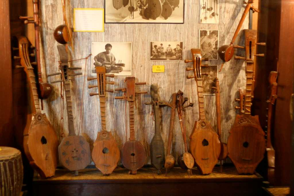 Musical Instruments in Thailand