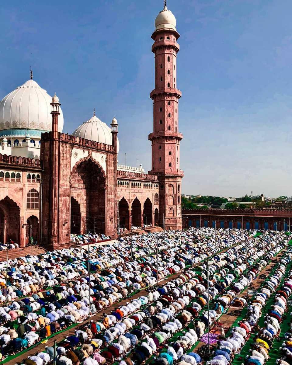 Taj ul Masjid, Bhopal