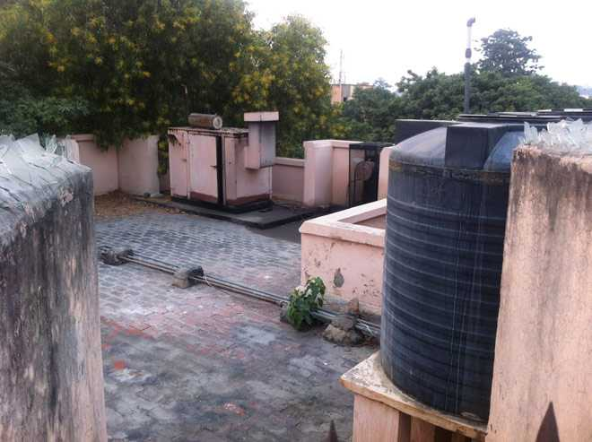 haunted places in Noida