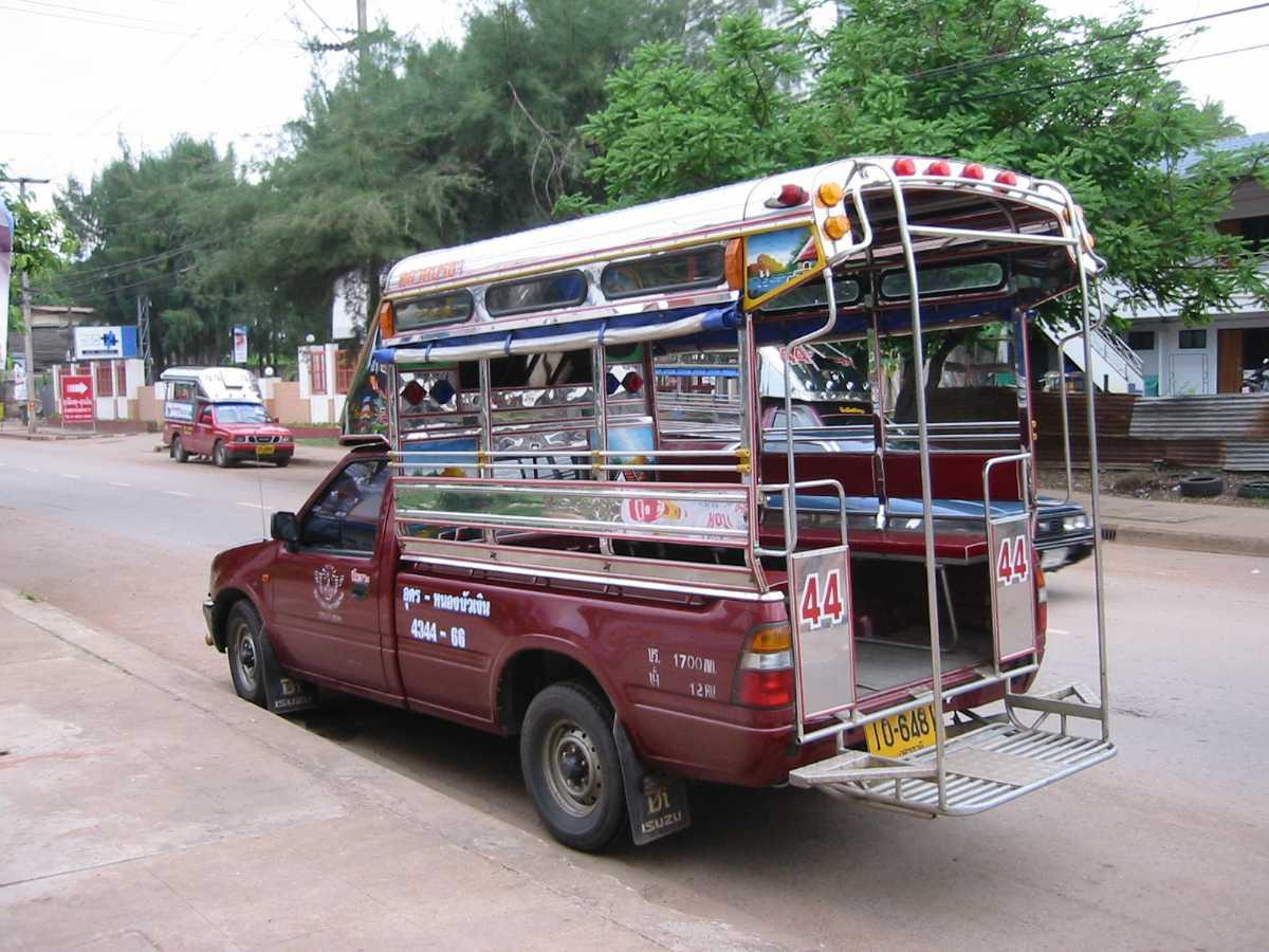 Taxis in Phuket, Bunjee Jumping in Phuket
