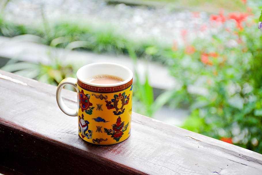 Sikkimese Teacups