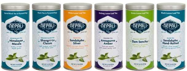 Nepali tea, Shopping in Kathmandu