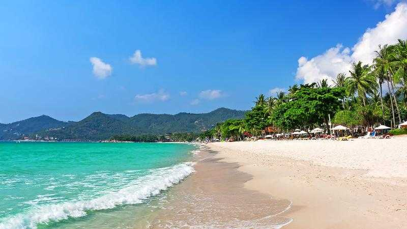 Breezy Beaches, Islands Near Koh Tao