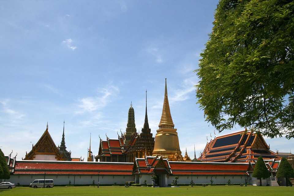 Wat Phra Kaew Emerald Buddha, Temples of Thailand