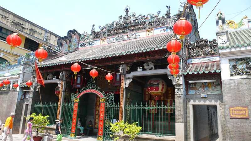 Buddhist Temples in Ho Chi Minh City