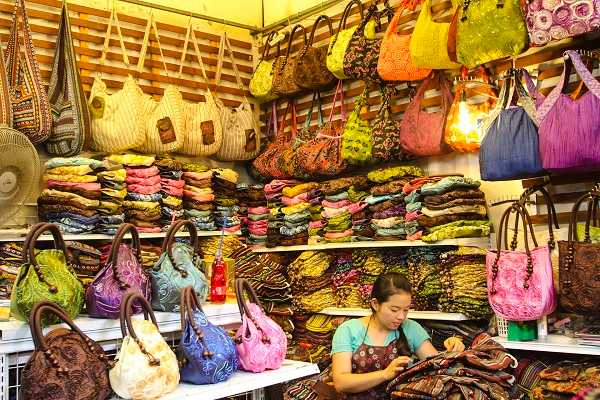 Thai Hand Bags