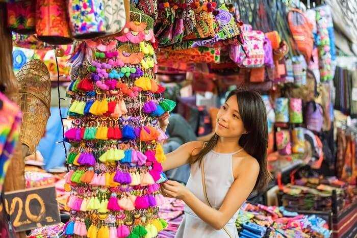 Handicrafts of Krabi