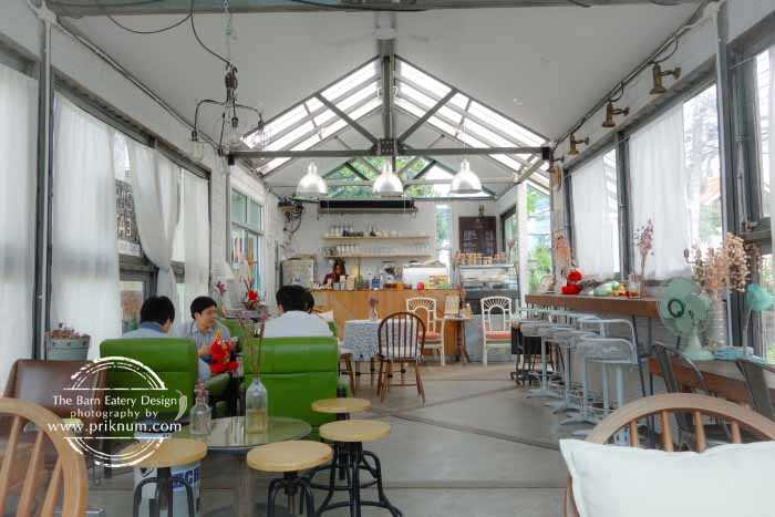 The Barn Eatery, Coffee In Chiang Mai