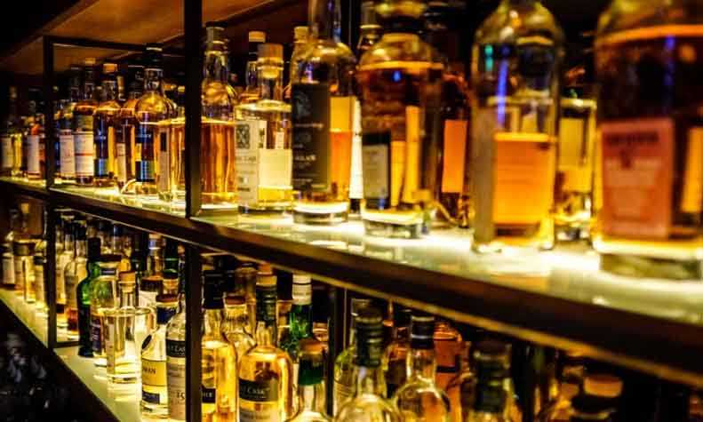 The Whisky Bar, Nightlife in Gurgaon