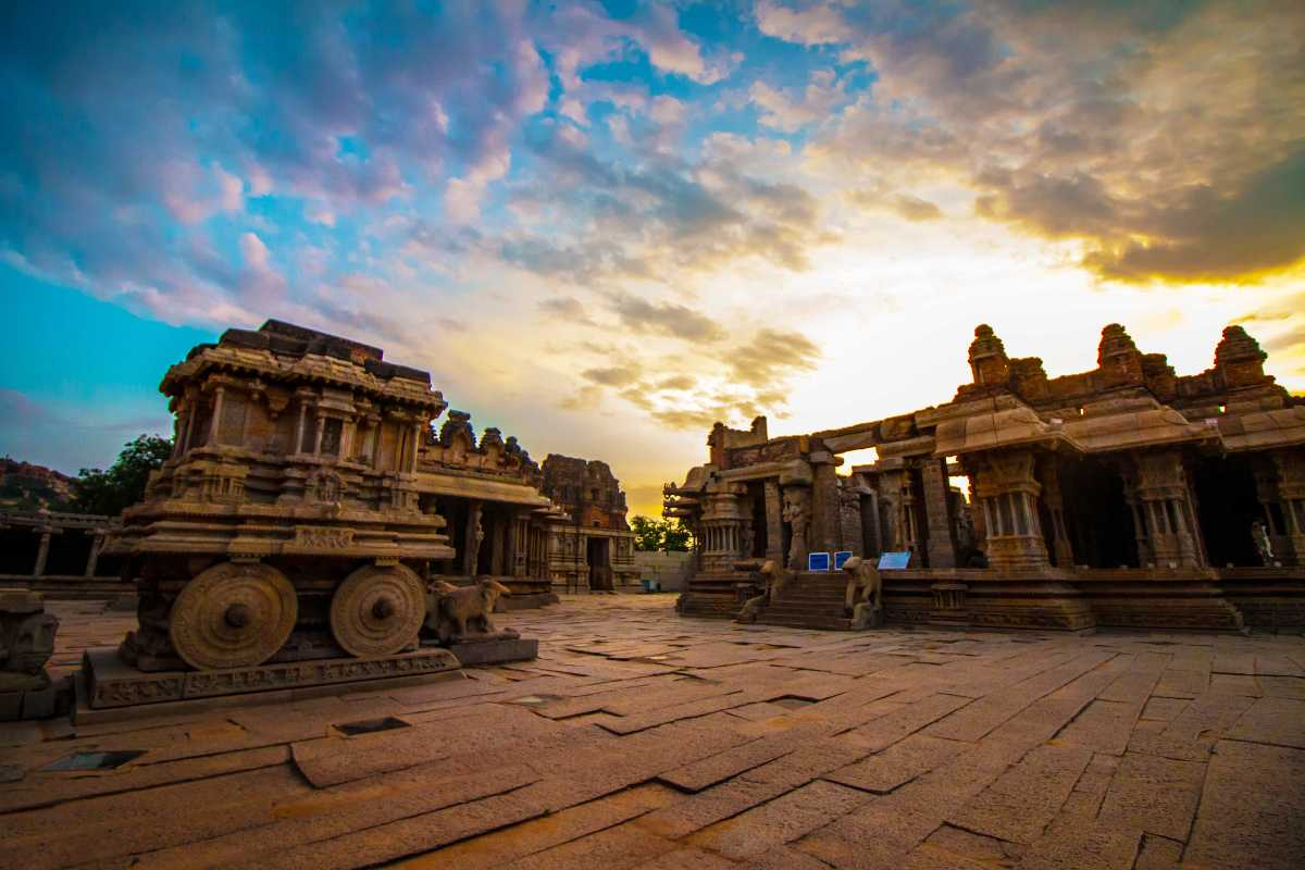 Hampi, 3 day trip from Bangalore