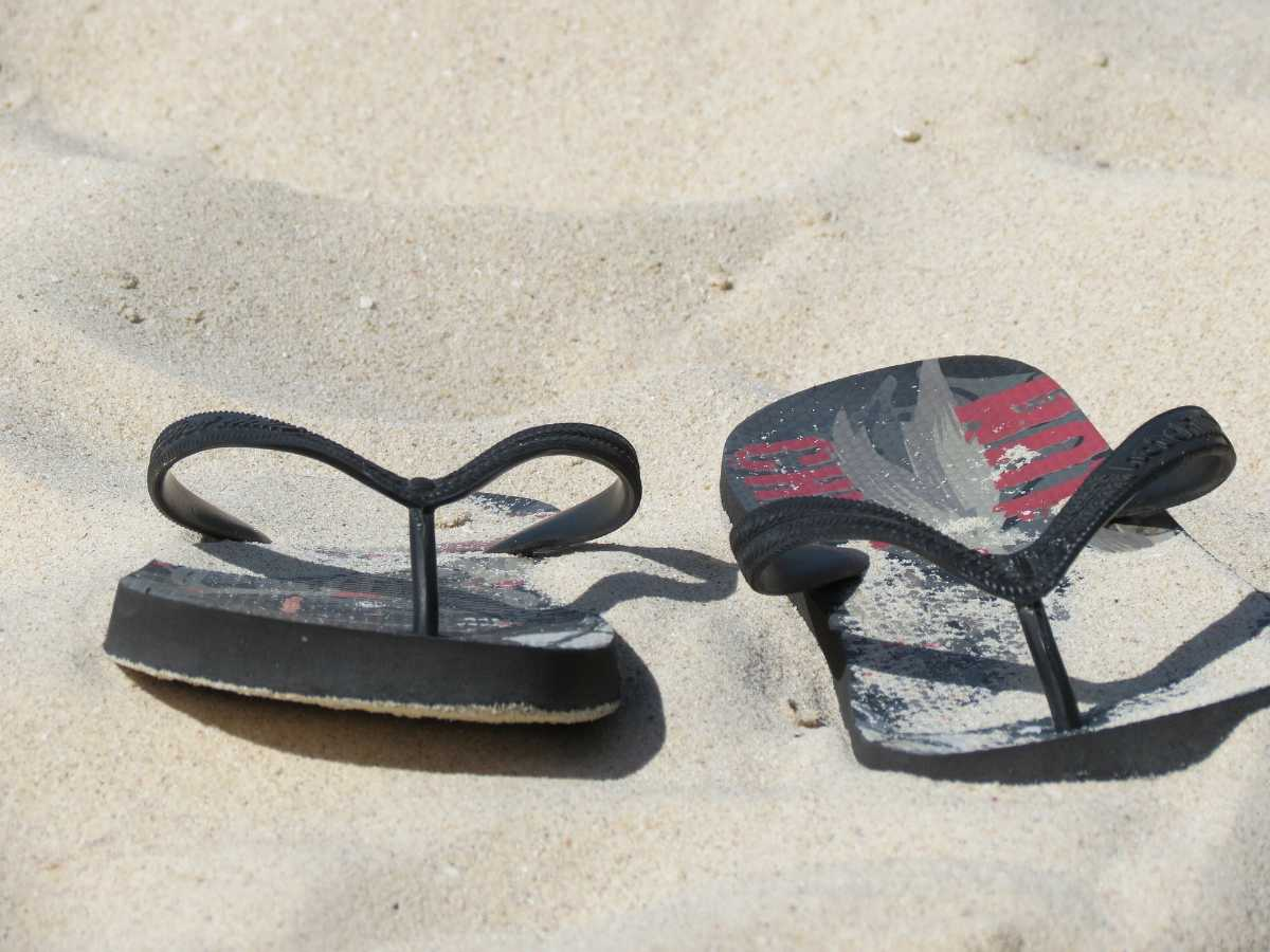 Footwear, what to wear in Mauritius
