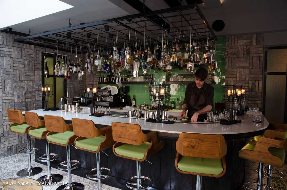 Tippling Club, Best Bars in Singapore