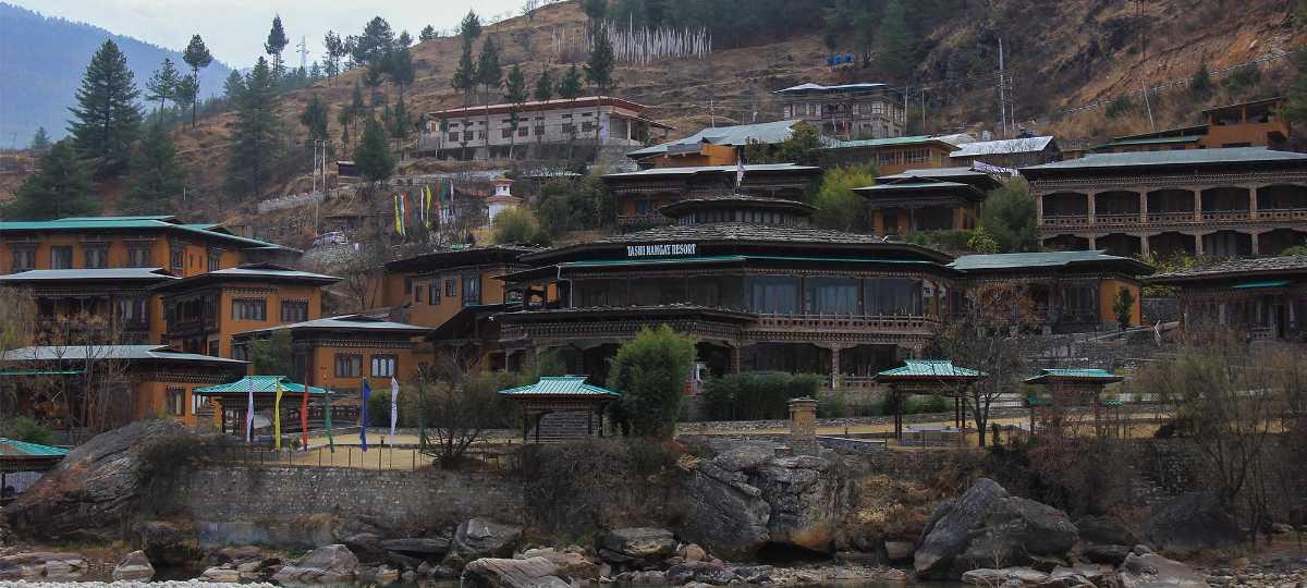 Luxury Hotels in Bhutan, Tashi Namgay Paro