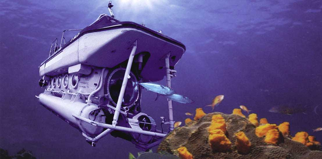 Submarine Trip, underwater excursions in Mauritius, excursions in Mauritius