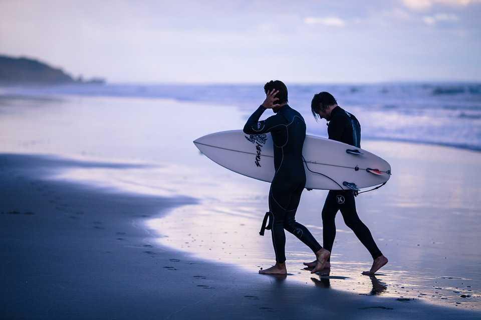 Tips for amateur surfers