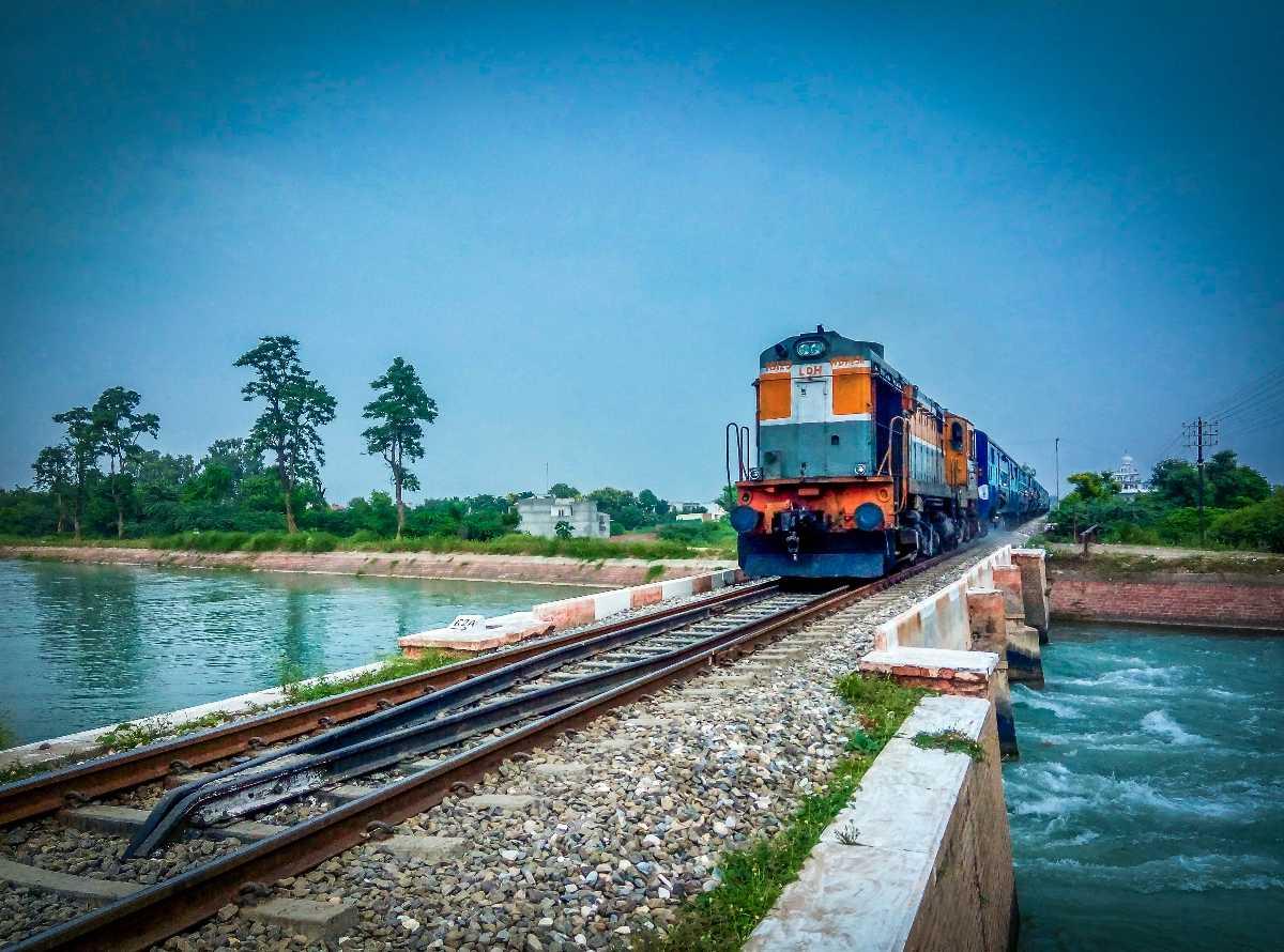 Andaman Nicobar Train