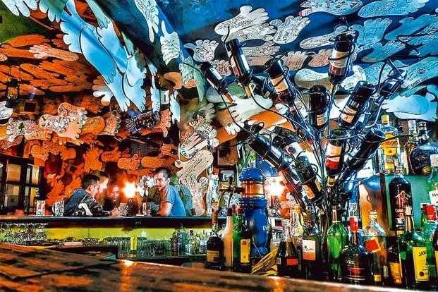 Rum Doodle Restaurant and Bar, Nepal Nightlife
