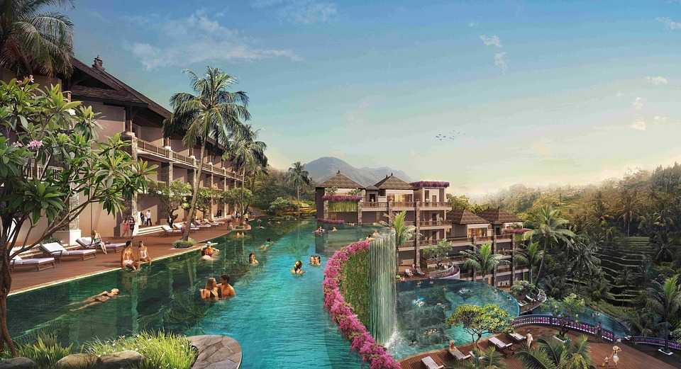 Honeymoon in Bali, Romantic Villa in Ubud