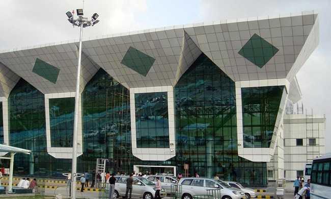 airports in rajasthan, maharana pratap airport