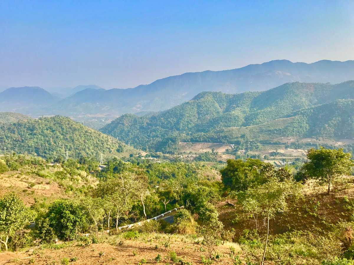Anantagiri Hills, Vishakapatnam