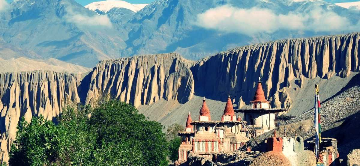 Upper Mustang, Beautiful Places in Nepal