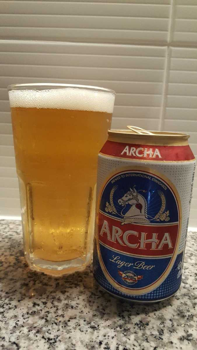 Archa Beer, Thailand