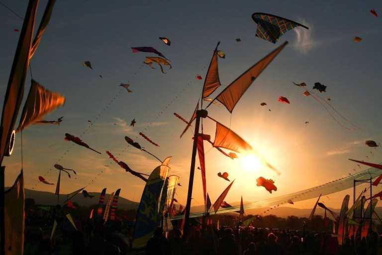 Uttarayan, Festivals Of Gujarat