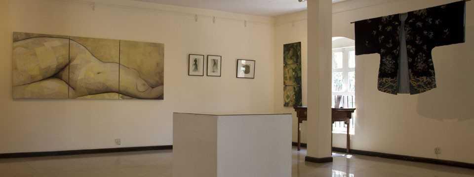 Siddhartha Art Gallery Kathmandu