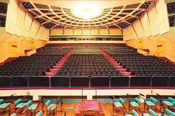 NCPA, Live Music in Mumbai