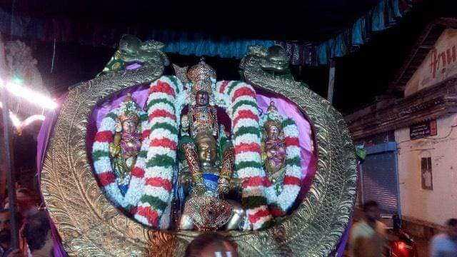 Vairamudi Festival