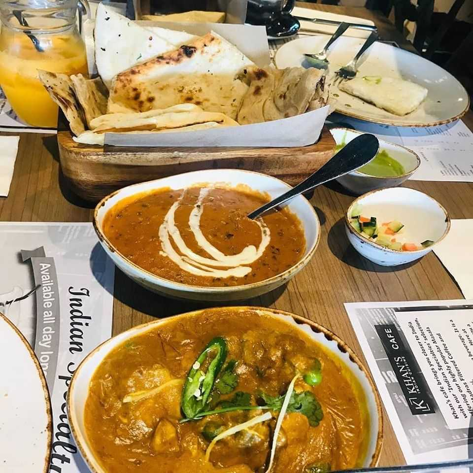 Khan's Indian Cuisine, Kuala Lumpur