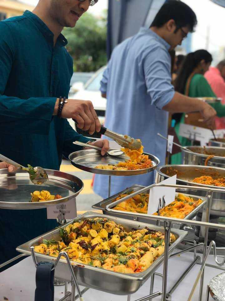 The Ganga Cafe, Indian Thali