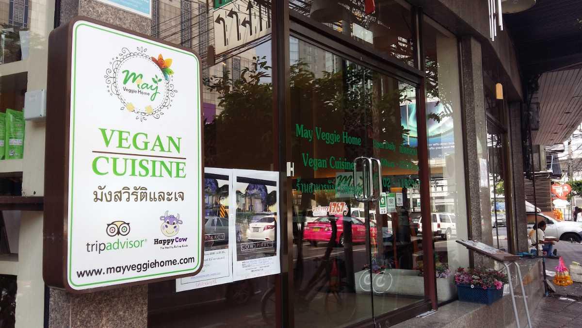 May Veggie Home, Best Vegetarian Restaurants in Bangkok