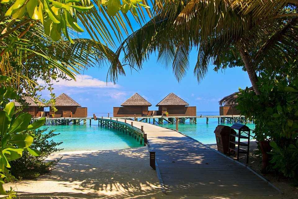 Veligandu Island Resort Overwater Bungalows in Maldives
