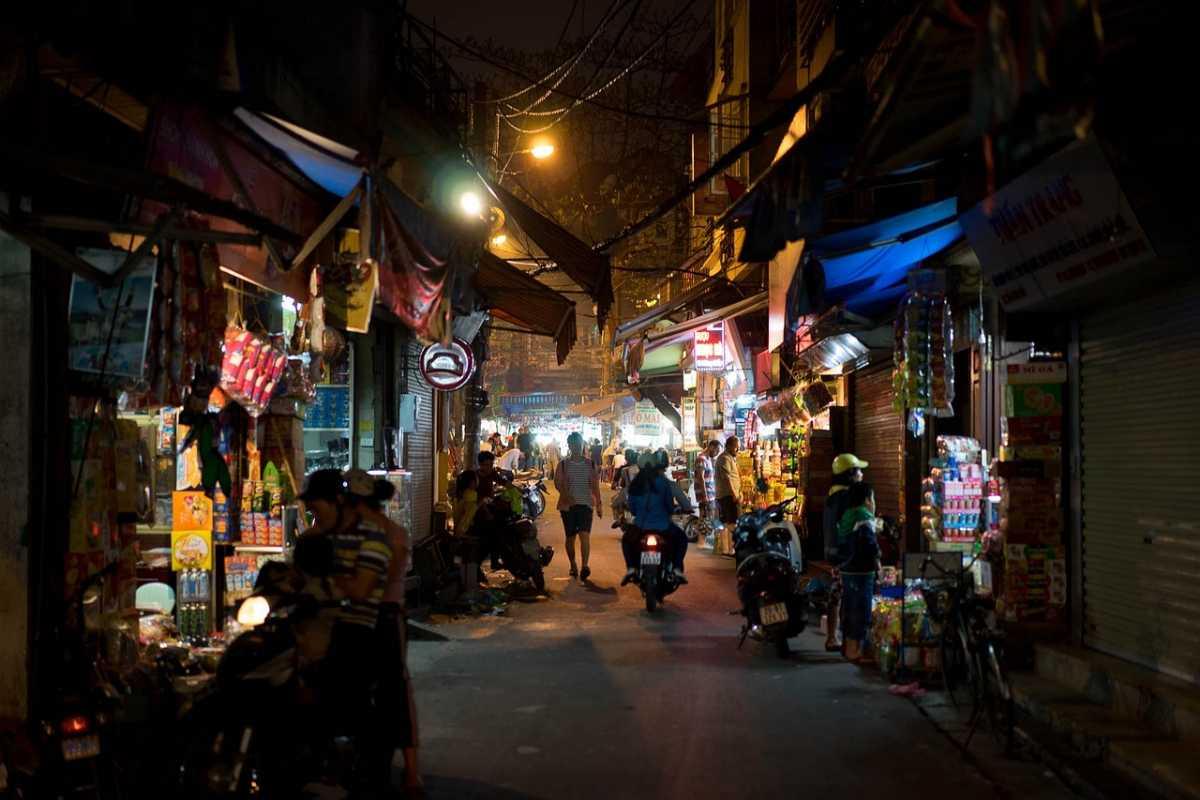 Hanoi, Cycling in Vietnam