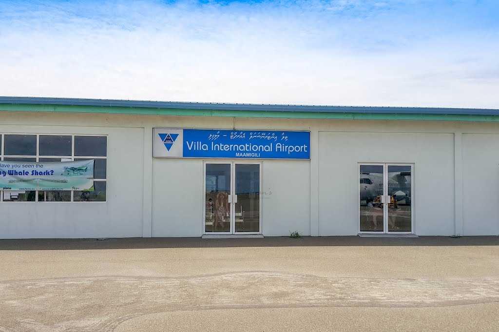 Villa International Airport, Airports in Maldives