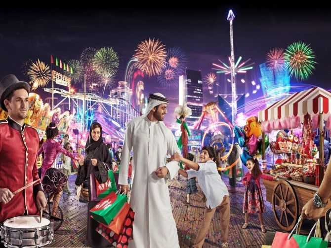 Dubai Shopping Festival, Festivals in Dubai